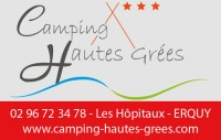 Camping des Hautes Grées